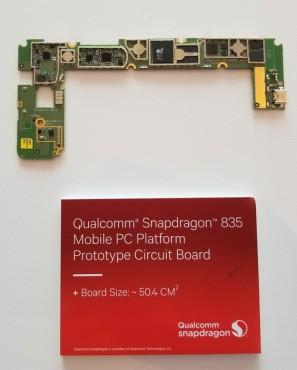 Le faible encombrement de la plate-forme Snapdragon Mobile PC de Qualcomm ouvre la voie à de nouveaux formats de PC mobiles.