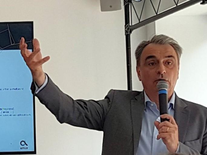 SFR Business Michel Paulin