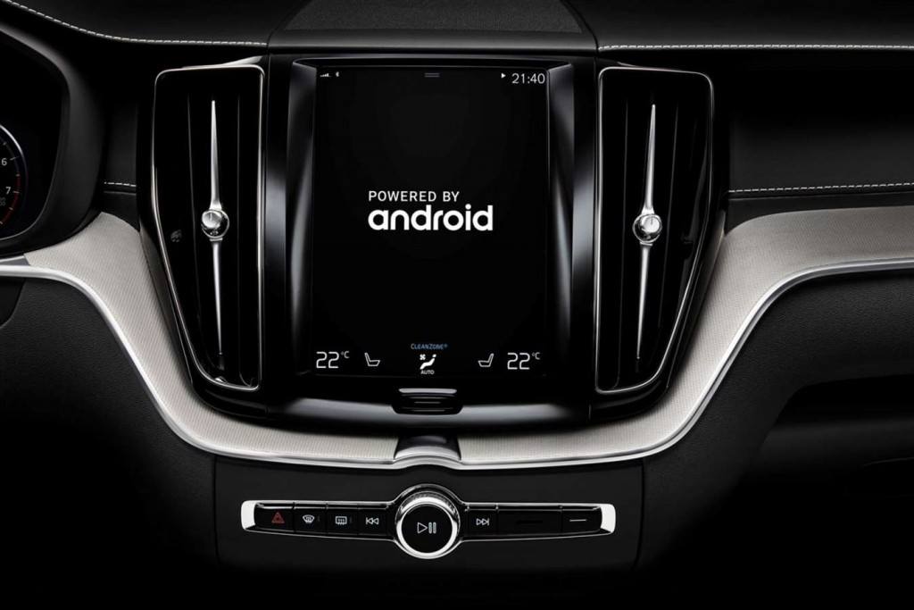 android voiture
