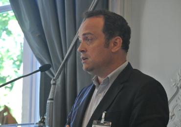 Yannick Carriou, CXP.