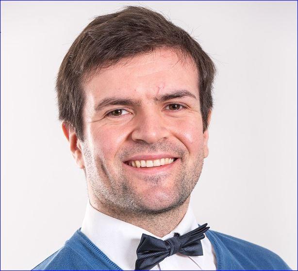 Christophe Dos Santos, chef produit Voix, Colt France_