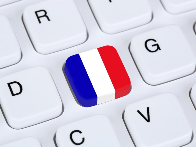 Clavier français