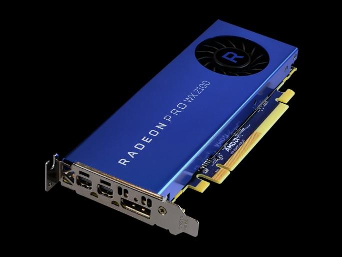 Radeon Pro WX 2100