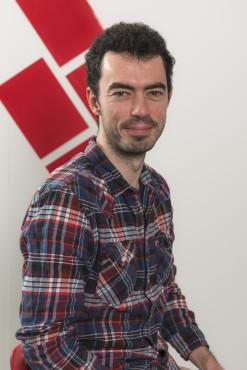 Raoul de Charette, ingénieur expert de l'équipe-projet RITS
