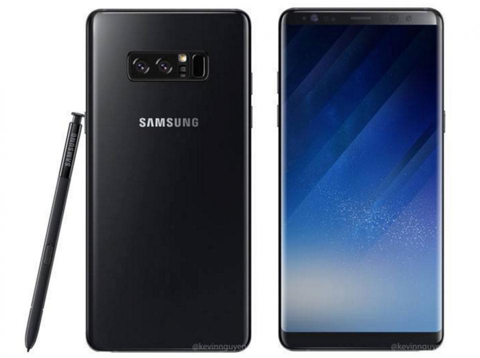 Galaxy Note 8 1