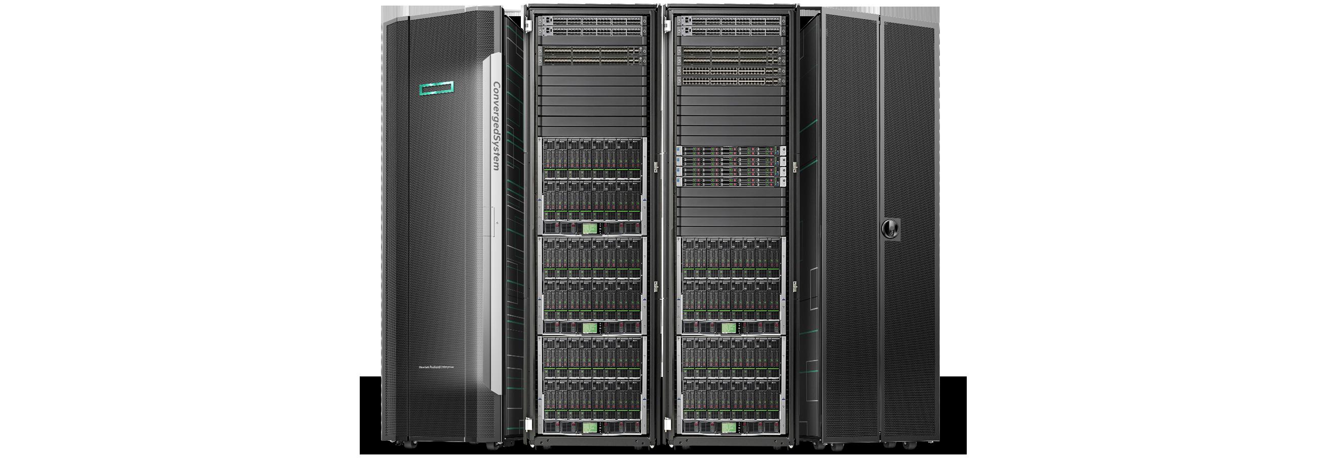 HPE ConvergedSystem