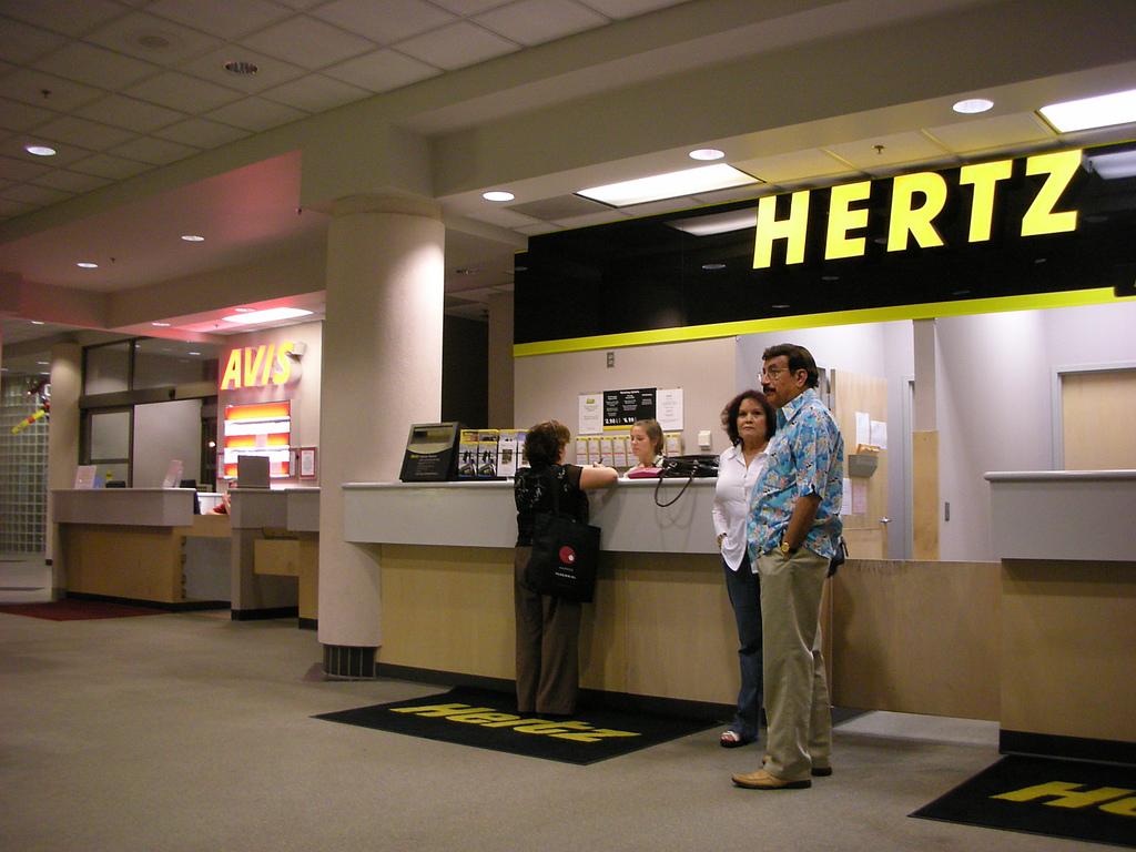 Avis Car Rental At Milwaukee Airport