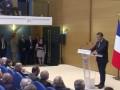 Emmanuel Macron, Conférence des territoires