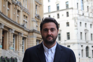Nicolas Capitone, responsable Europe du Sud de Masergy Communications