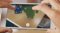 Arcore réalité augmentée Android