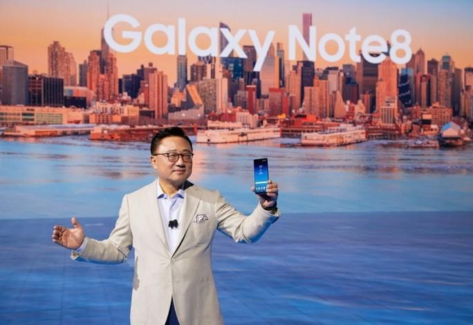 Un nouveau téléphone pour oublier l'échec du Note 7 — Samsung