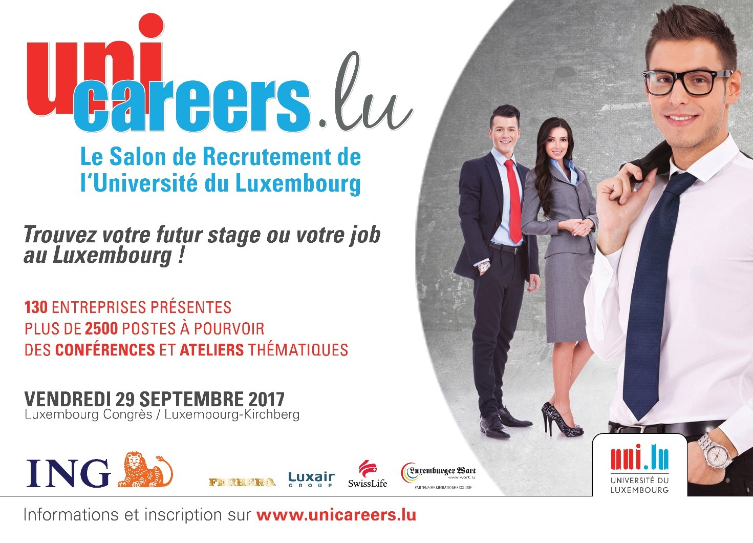 salon unicareers luxembourg silicon