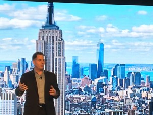 Dell IOT Michael Dell à New York