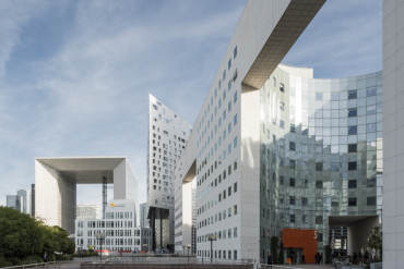Orange Cyberdefense installe l'ensemble de ses sites parisiens à La Défense (photo : Orange)