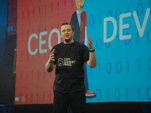 Octave Klaba, CEO et président d'OVH