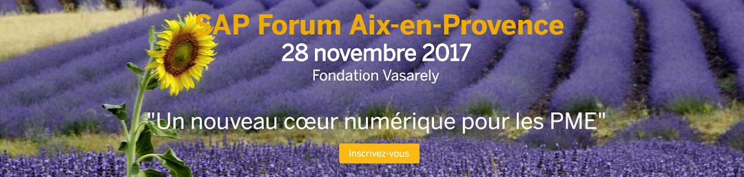 SAP Forum - Aix en Provence