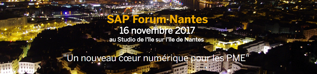 SAP Forum - Nantes