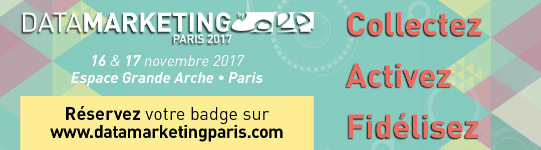 Data Marketing Paris 2017