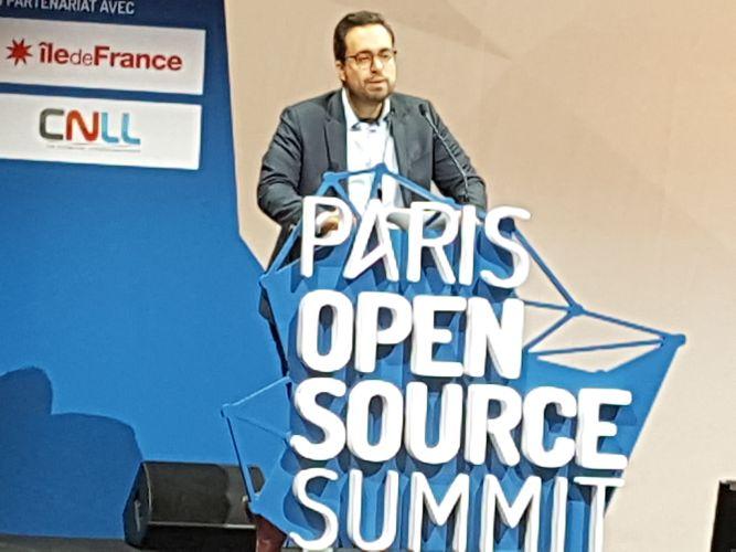 Mounir-Mahjoubi-numérique-open-source-summit