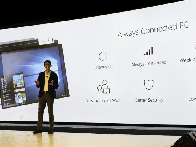 Voici les PC portables toujours connectés en 4G