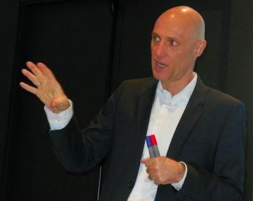 Wolfram Jost, CTO de Software AG