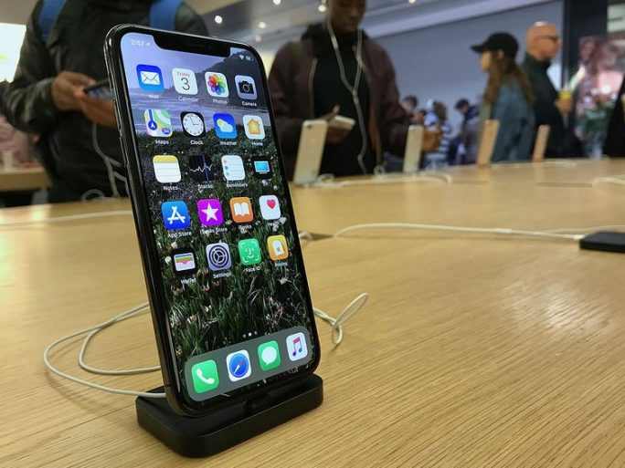 apple-iphone-X-soufflet-retombe