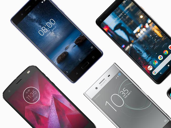 Google recommande 21 smartphones Android aux entreprises (sauf ceux de Samsung)