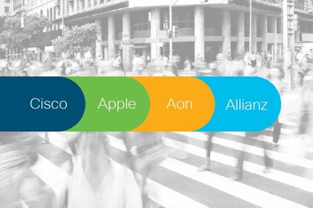 l 39 alliance apple cisco trouvent des relais dans l 39 assurance cyber risques. Black Bedroom Furniture Sets. Home Design Ideas