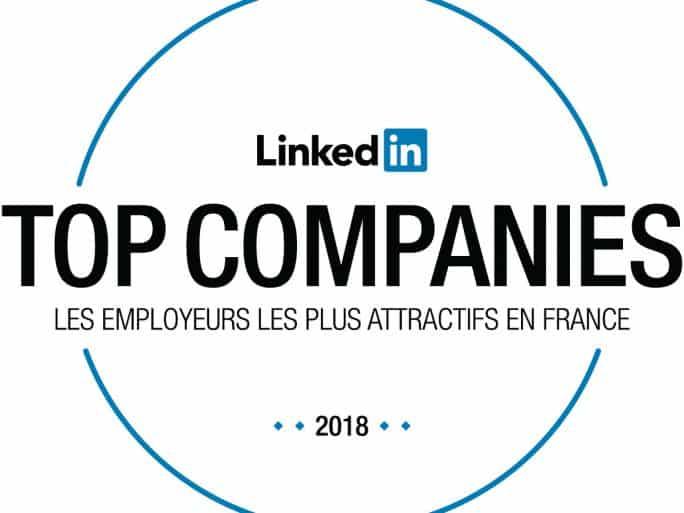 de30692b8e9 Luxe et IT   les 25 entreprises préférées des Français sur LinkedIn