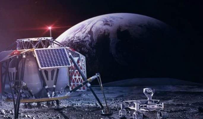 De la 4G sur la Lune dès 2019 pour les prochains rovers