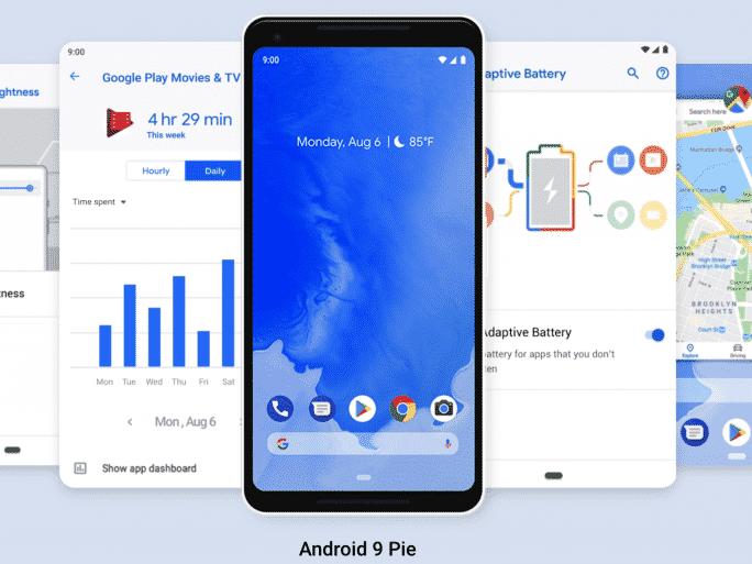 Google annonce Android 9.0 Pie, disponible dès aujourd'hui en version finale