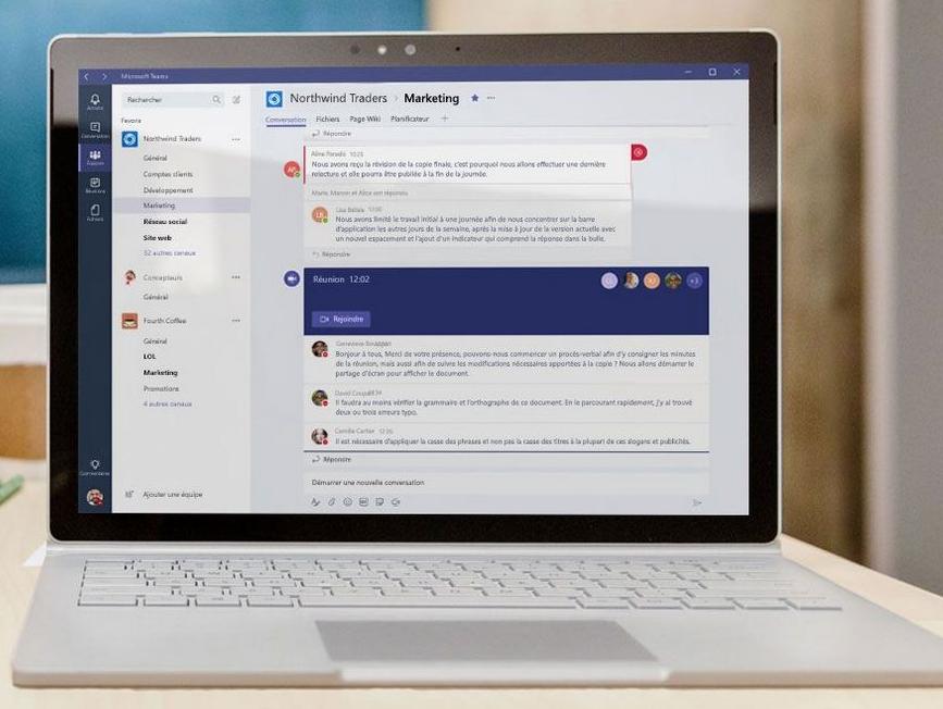 Vidéoconférence : Skype Room Systems devient Microsoft Teams Rooms