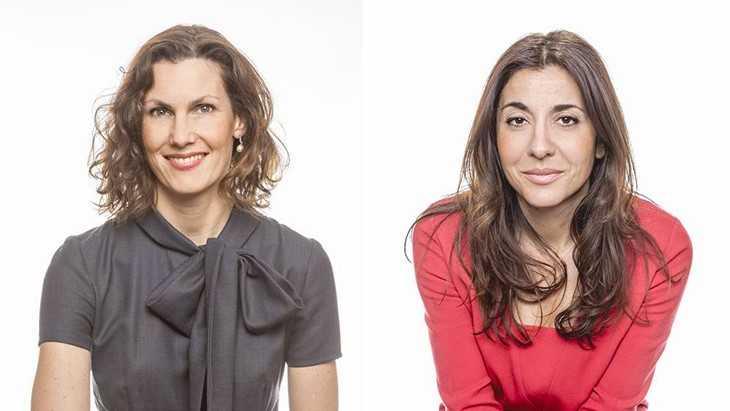 Véronique Dahan& Amélie Tripet