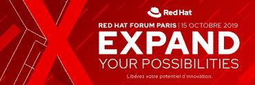 Red Hat Forum Paris