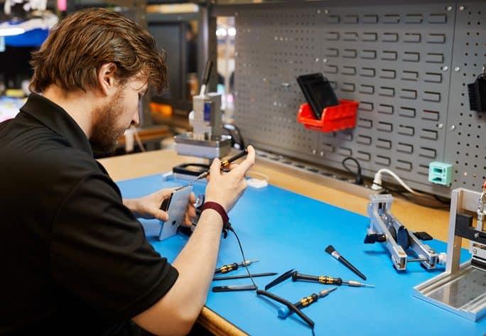 Apple : lance un nouveau programme de réparation pour iPhone