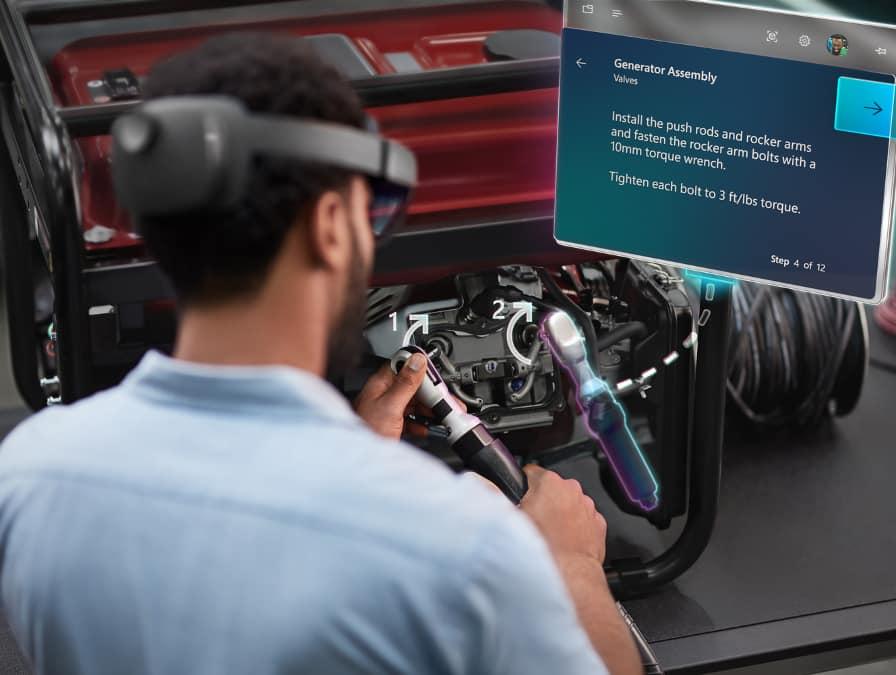 HoloLens 2 : débarquement imminent avec beaucoup d'Azure dedans