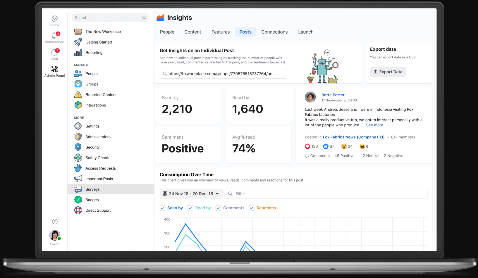 facebook-workplace-insights