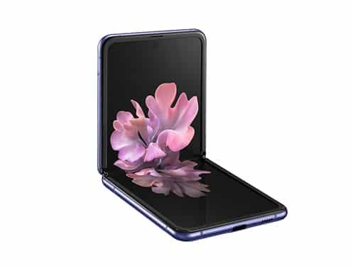 Galaxy Z Flip : Samsung fera-t-il oublier le Galaxy Fold ?