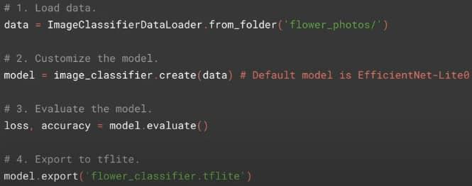 Model Maker code