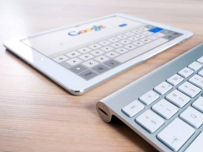 Google référencement Core Web Virtuals