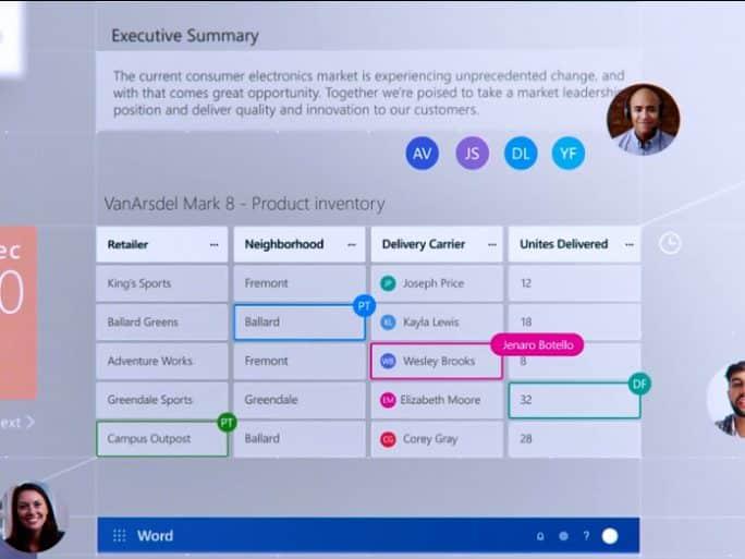 Microsoft Fluid Framework