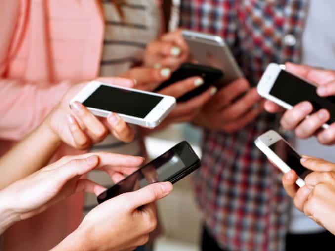 Smartphones T1 2020