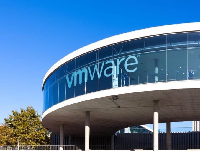 Dell VMware scission