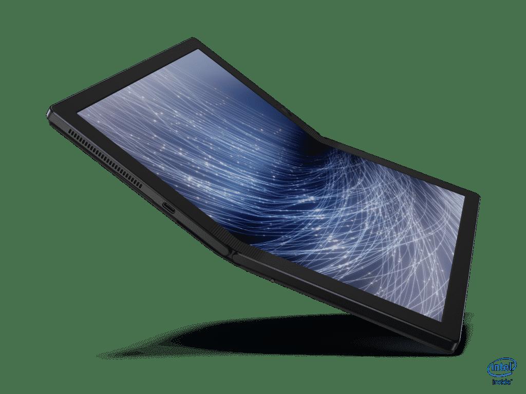 ThinkPad X1 Fold déplié