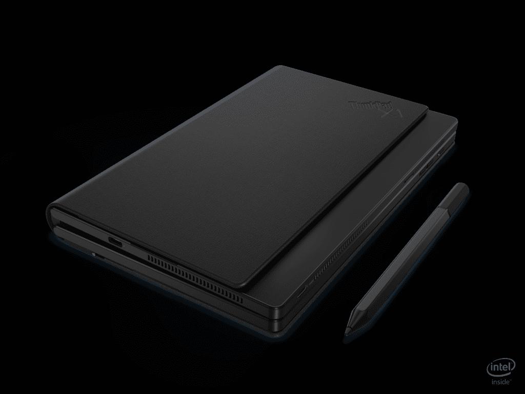 ThinkPad X1 Fold plié