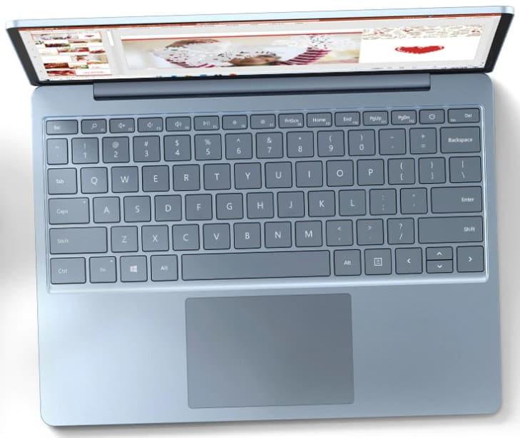 Surface Laptop Go Microsoft