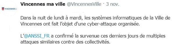 Vincennes ANSSI