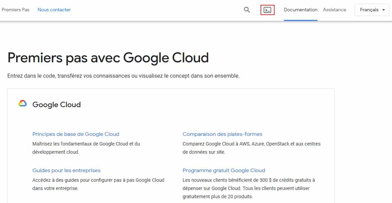 Cloud Shell documentation
