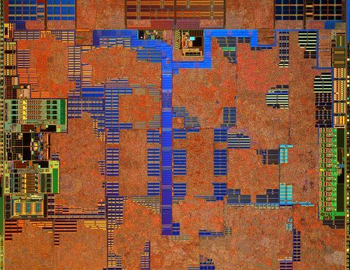 AMD APU serie G (coeur - die)