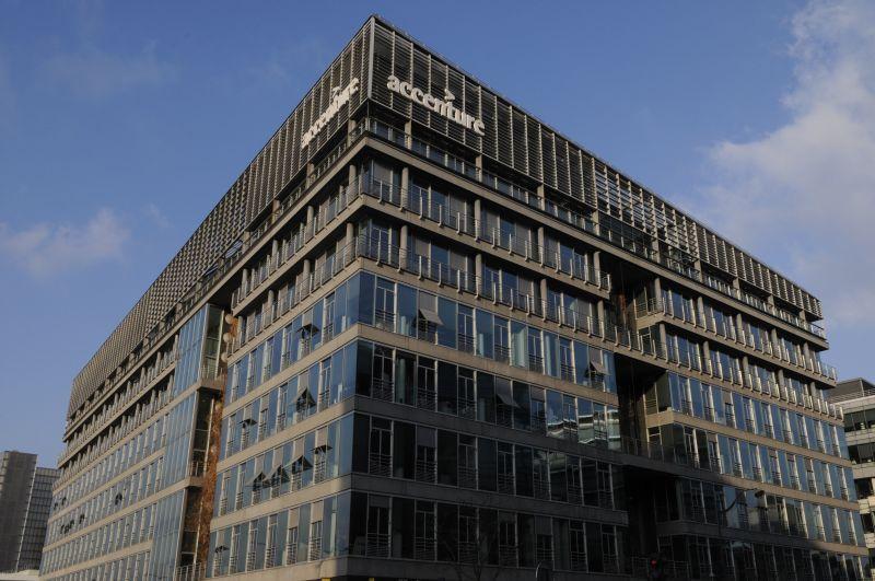 Accenture siège parisien